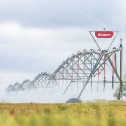 Center-pivot irrigation system
